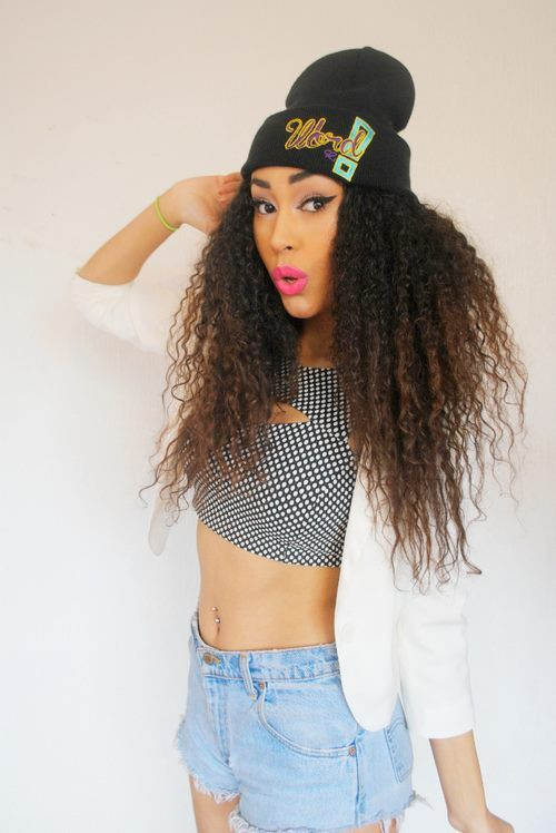 Long Curly Hairstyles For Black Women Evawigs Curlyhairstyle